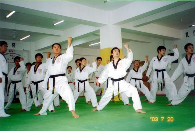 主题 成都莫氏道馆相册 -中国跆拳道专业网站 中国武道信息交流中心高清图片